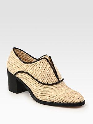 Diva Dish: Musings on Questionable Spring 2012 Footwear