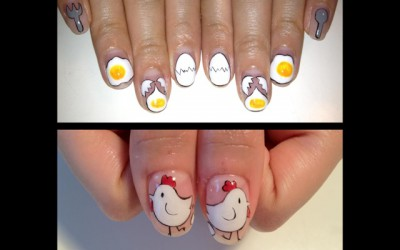 Mani Monday: Chicks