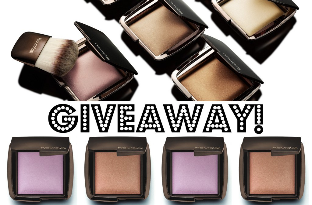 GIVEAWAY! Hourglass Ambient Lighting Powders