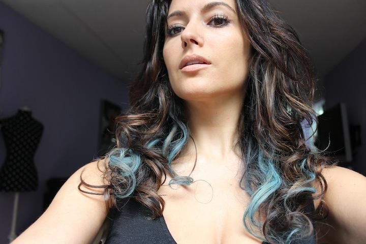 Diva Dish Splat Hair Chalk Laurencosenza
