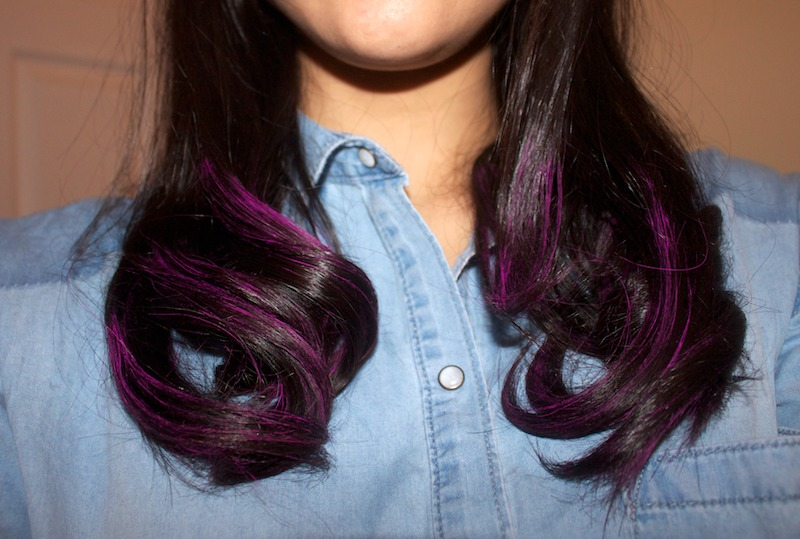 InternDIVA: ColorMe Professional Temp Hair Color