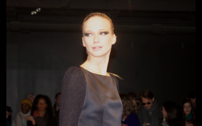 NYFW: Ivan Aguilar Fall/Winter 2014 Collection