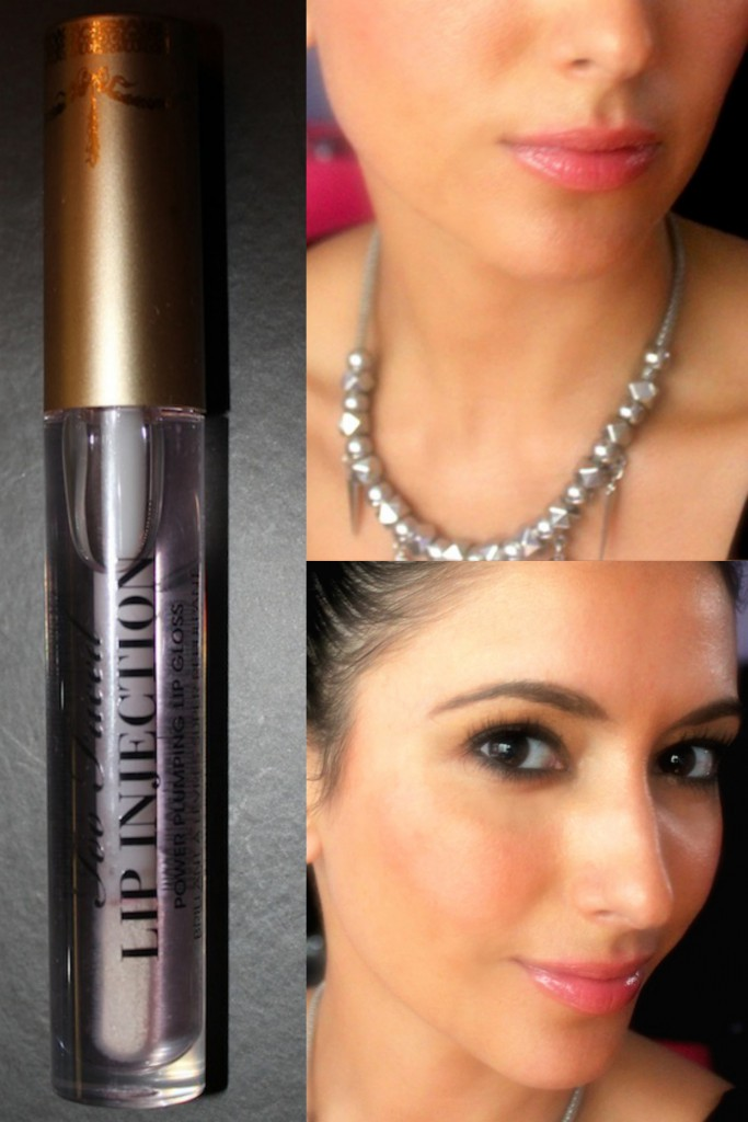Diva dish too faced lip injection lip plumper laurencosenza for Too faced ceo