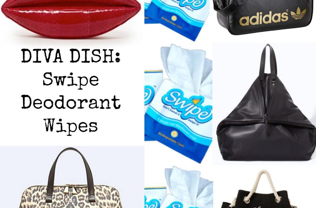 DIVA DISH: Swipe Deodarant Sheets