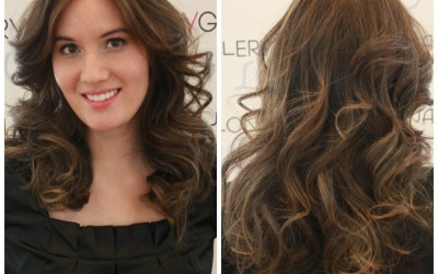 Y Gallery Salon Hair Makeover: Summer-Friendly Tresses