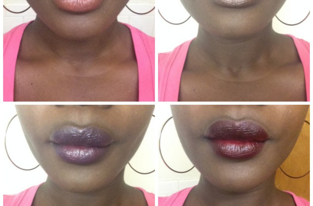 InternDiva: My Top 4 Fall Lipsticks for Deeper Skintones