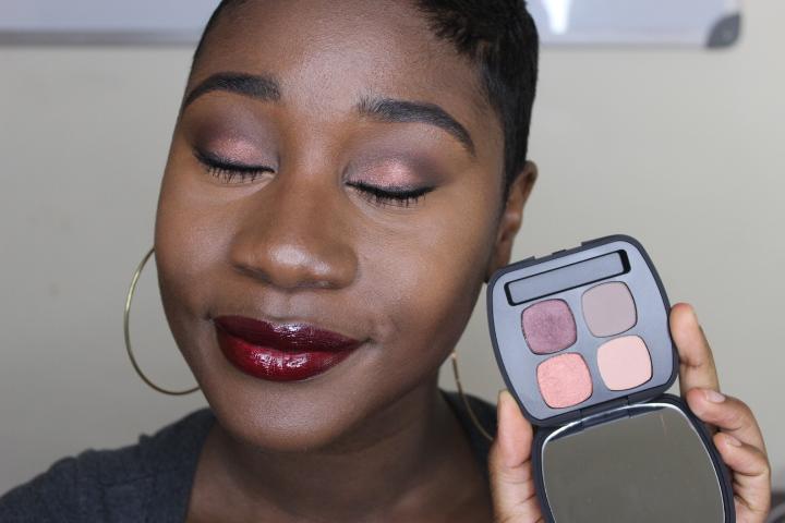 internDiva: Fall Makeup Look Series ft Milani Cosmetics Blackcherry Lipstick