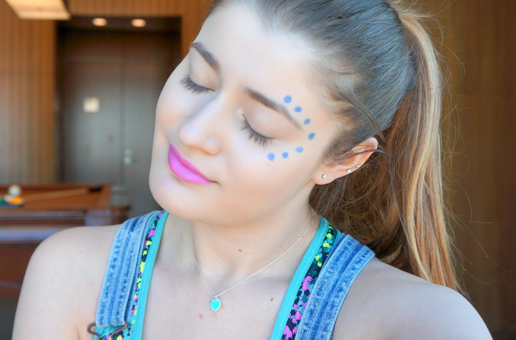 Festival Makeup – Simple and Chic