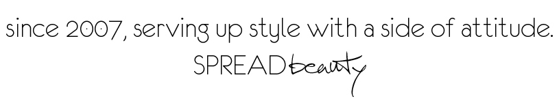 spreadbeauty