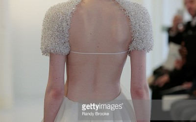 DIVA DISH: Angel Sanchez Spring/Summer 16 Bridal Fashion Week