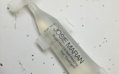 InternDiva: Josie Maran Argan Oil Hair Treatment