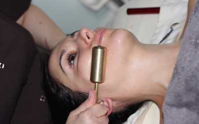 DIVAbride: Zapped, I tested Microcurrent Myolift Facial