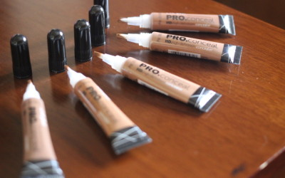 internDiva: LA Girl Pro Concealer for Deeper Skintones