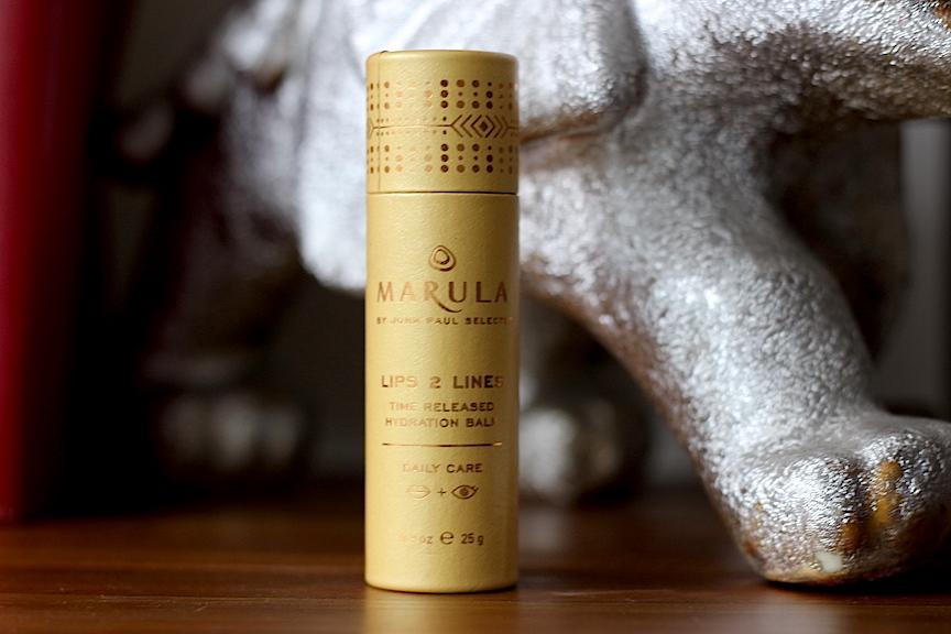 marula pure beauty oil lips 2 lines