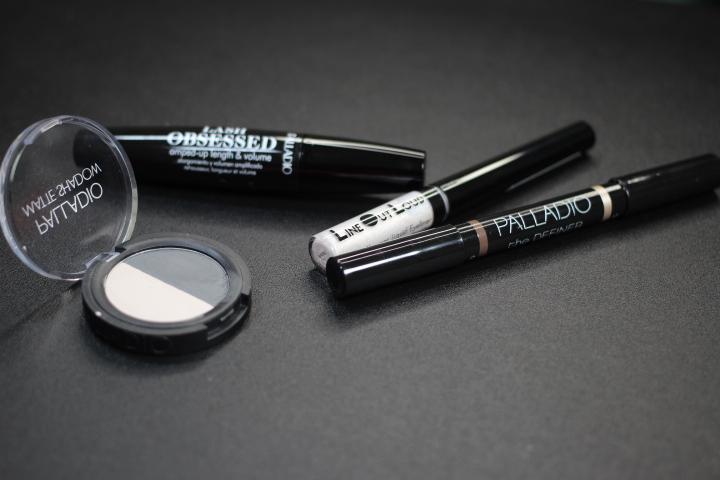 internDiva: Palladio Cosmetics Review