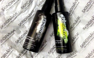 Skindinavia Finishing Spray — Aka Your Makeup's Partner-in-Crime this Summer!