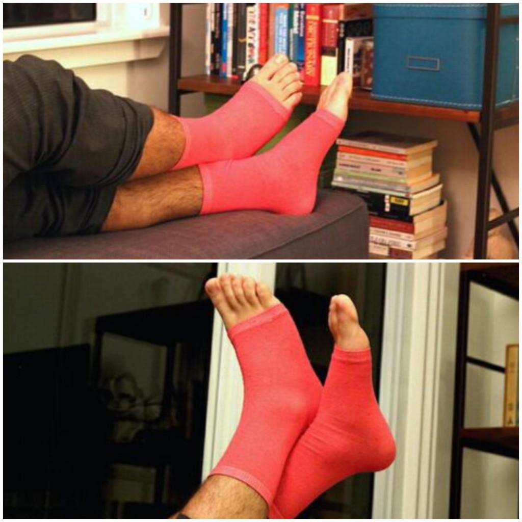 Pedi Socks_UNISEXXXY_Divalicious 1