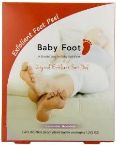 babyfoot original exfoliant