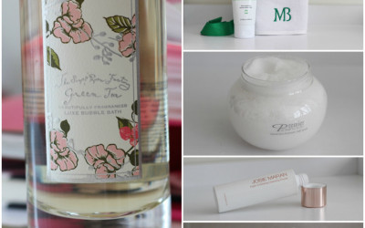 DIVA DISH: Bathtime Beauty (5 New Faves)