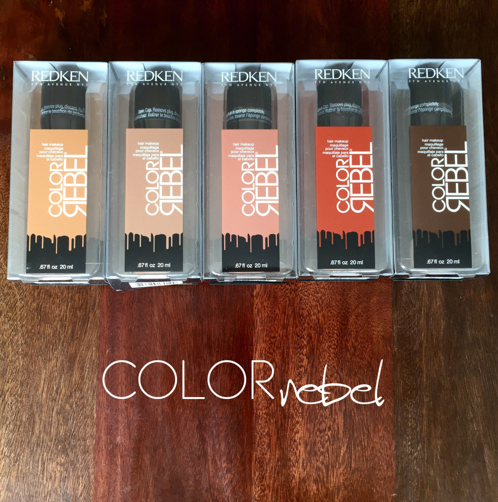 review redken color rebel naturals