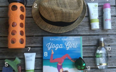 The Dish with DDR: My Top 10 Beach Bag Essentials