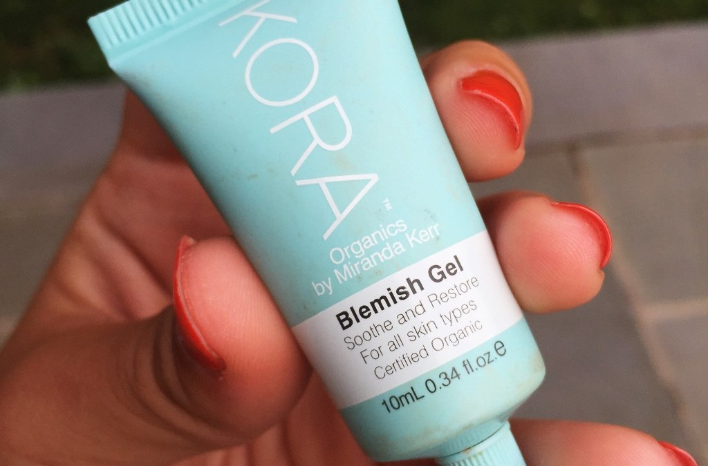 Beat the Blemish – KORA Organics Blemish Gel