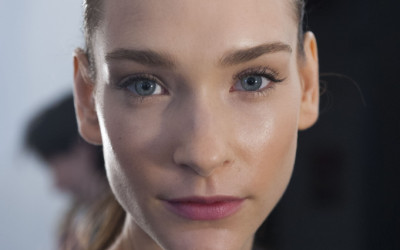 NYFW: Backstage Beauty at AREA SS16 with Elizabeth Arden's Red Door Spa