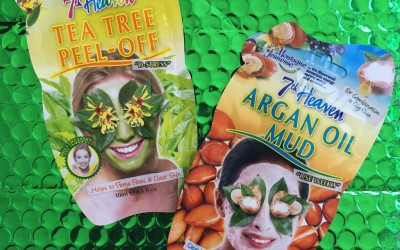 Affordable Skincare #BLISS – 7th Heaven Face Masks