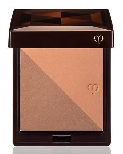 Cle De Peau Beaute Bronzing Powder Duo