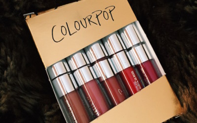 "TECH BABE: ColourPop Mini Kit in ""Foxy"""