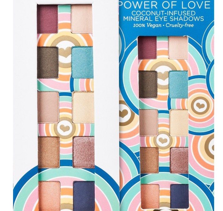Pacifica Beauty Power of Love Palette Review