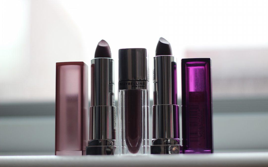 Maybelline Purples