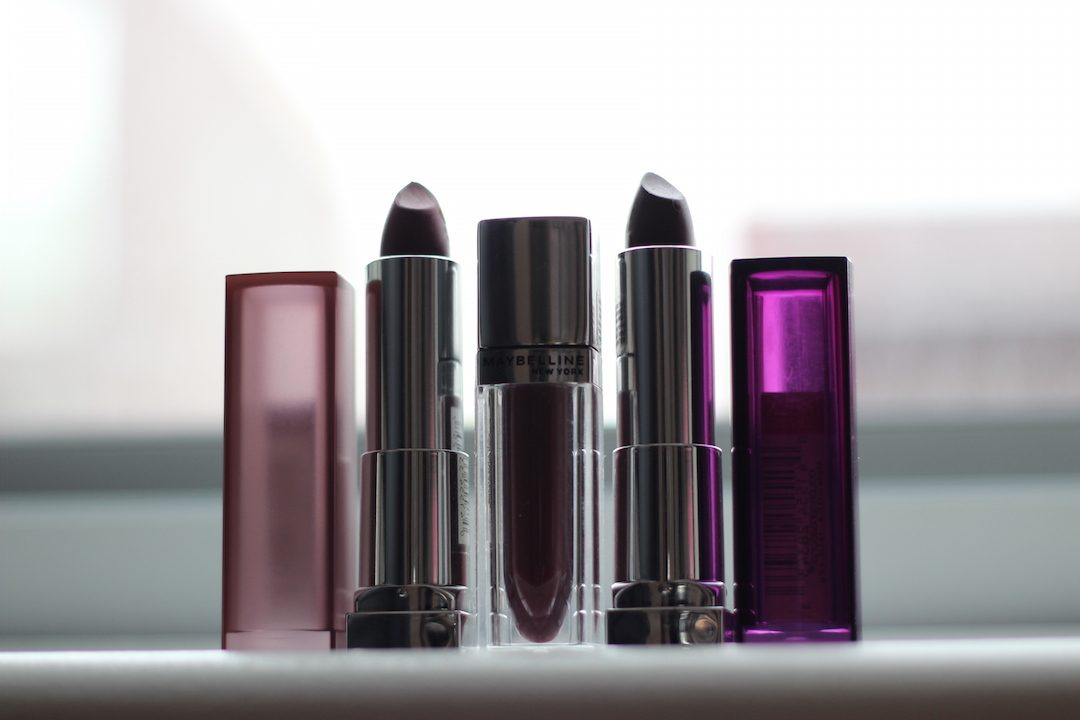 Maybelline Purples