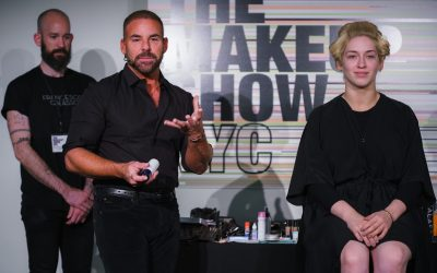 The Dish with DDR: The Makeup Show, NYC
