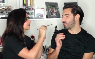 BEAUTY WITH BEVERAGES: How to fake a faux glow [VIDEO]