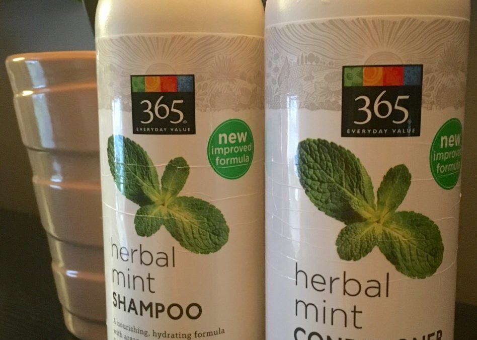 Whole 365 Herbal Mint Haircare Review