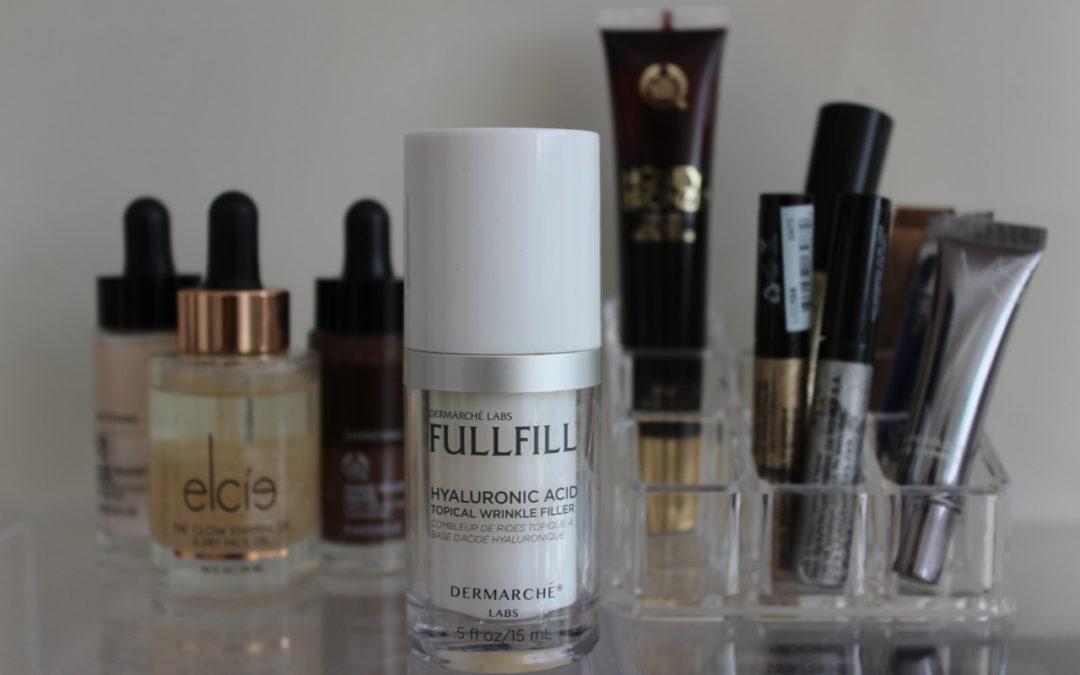 DIVA DOES… Topical Wrinkle Filler {ft. Fullfill Hyaluronic Acid Serum}
