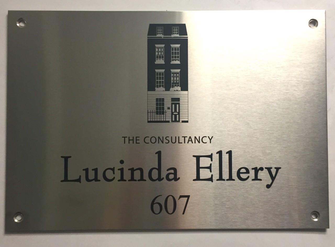Lucinda Ellery studio