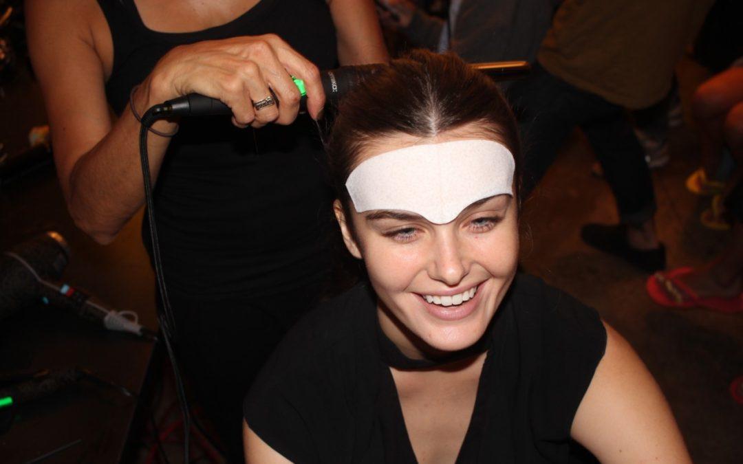 NYFW: Backstage Beauty at Rachel Antonoff with Skyn Iceland