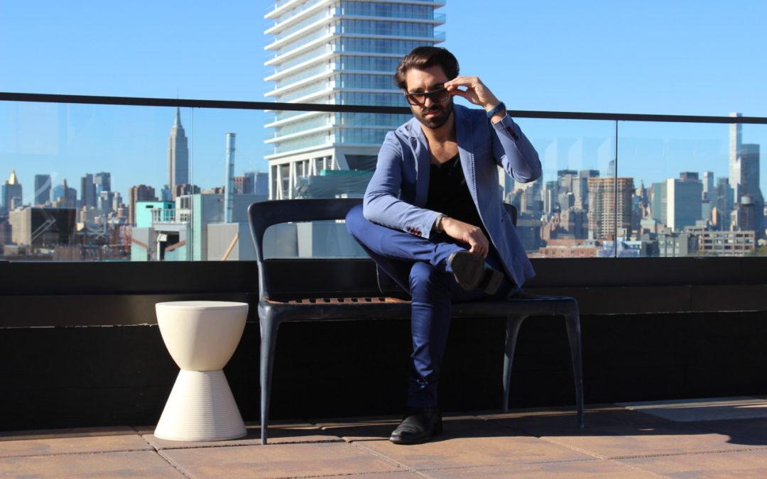 UNISEXXXY: The Italian HUE (ft Fall Fashion)